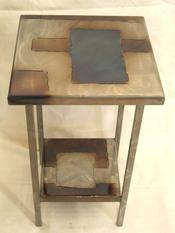 End Table Item # ET-6